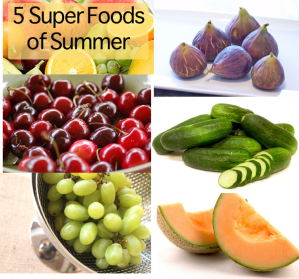 Superfoods of Summer
